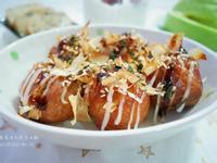 偽章魚燒(燒肉飯糰)
