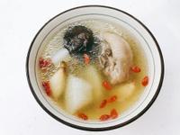 感冒雞湯😷山藥蒜頭雞湯