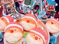聖誕老公公波蘿奶酥麵包