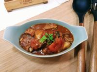 番茄燉豬肉