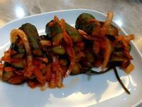 韓式黃瓜辣泡菜