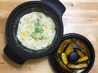 田園蔬菜奶油燉飯+香料南瓜馬鈴薯