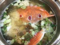 澎湖三點蟹味噌湯