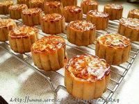 【阿不's廚房】小烤箱做廣式月餅(另有大烤箱)