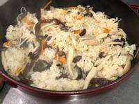 日式菇菇炊飯