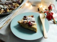 《聖誕甜品 麵包布丁》