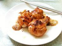 「電鍋烤雞腿」適合新手製作簡易電鍋料理