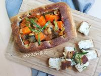 義式蔬菜佛卡夏盒子