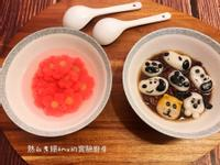 手工造型湯圓