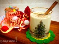 薑汁椰奶蛋酒(不含酒精的聖誕飲品)