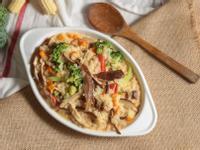 懶人香菇燉飯