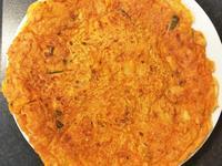 韓式泡菜煎餅 (超簡單)
