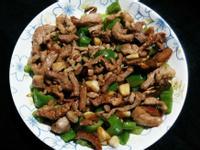 青椒炒肉絲(12.29,六)