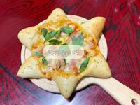 六角星星披薩