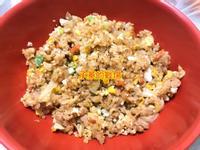 👩🏻🍳鹹蛋肉燥蛋炒飯-料多豐富