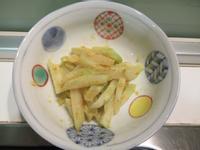 日式芥末拌芥菜頭