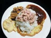 鮪魚蛋包飯(01.03,四)