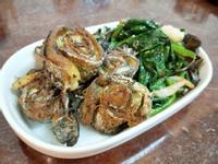 混油帶魚清肉捲佐胡椒鹽