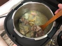 ☀️蒜頭蛤蜊雞湯☀️飛利浦萬用鍋