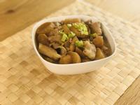 15分鐘料理.白蘿蔔滷五花肉/0水鍋