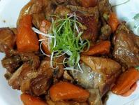 蜂蜜醬燒雞