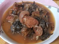 梅乾菜燉肉