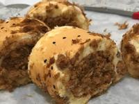 蔥花肉鬆蛋糕卷
