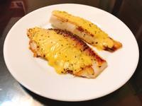 香蒜起司鯛魚片
