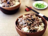 滷香菇豆干肉燥-讓肉燥更濃郁有秘方