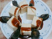 涼拌皮蛋豆腐