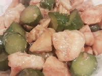 脆瓜煨雞丁~💗💗💗💗💗