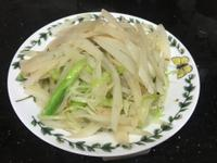 香炒蘿蔔皮