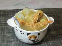 乾鮮海底椰海星湯