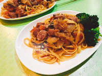 【Lin's Bistro】香腸義大利麵