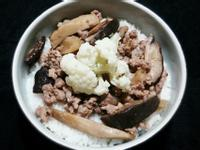 香菇肉燥飯