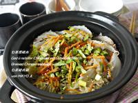 白菜煨豬肉