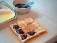 健康少糖藍莓果醬(2人份)[寶寶食譜]