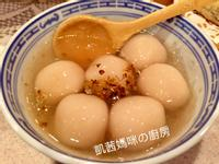 桂花釀藕粉丸子🎶