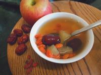 紅棗枸杞蘋果湯