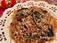 韓式紅薯麵잡채🎶