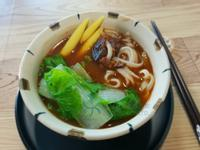 【低蛋白】紅酒牛肉低蛋白麵(超懶人料理)