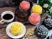 蜂蜜海棉蛋糕