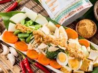 南洋料理達人劉明芳--印尼加多加多