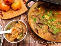 古早味~台式香菇肉羹湯
