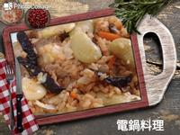 高麗菜皇帝豆炊飯