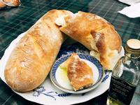 自製歐式法國麵包(麵包機揉麵)