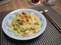 #14 蝦米炒高麗菜