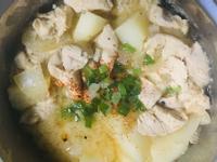 「味噌燉雞肉🍲」(電鍋版)