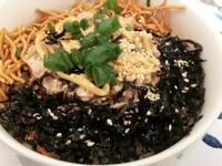 《千島醬》王子麵鮪魚蔥花蓋飯~一餐一道飯