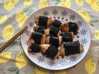 醬燒海苔煎雞胸(簡易便當菜)